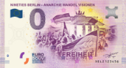 NINETIES BERLIN - ANARCHIE WANDEL VISIONEN